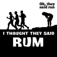 Run? I Thought You Said Rum! photo de profil