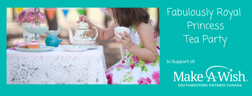 Fabulously Royal - Princess Tea Party