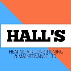 Hall's Heating Air Conditioning & Maintenance Ltd