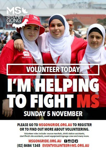 Poster - volunteer 2