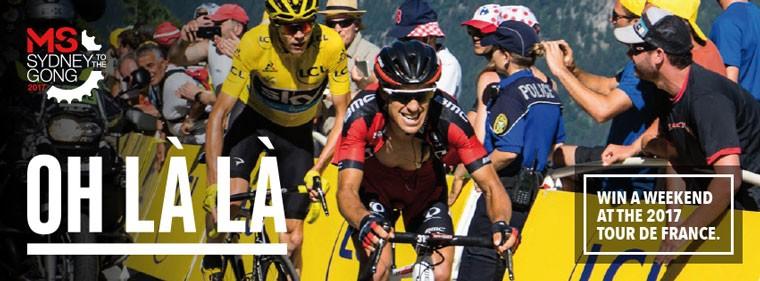 Tour de france competition