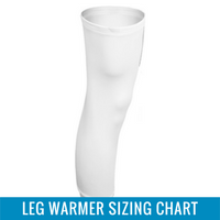 Leg Warmers Sizing