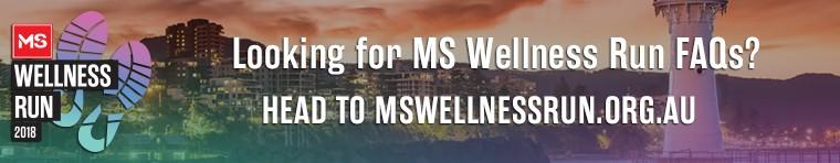 MS Wellness Run FAQ