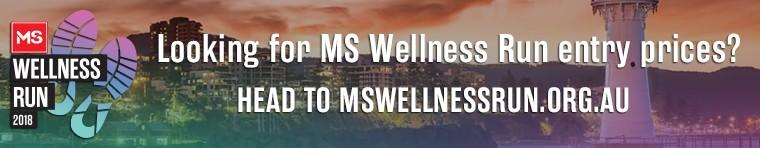 MS Wellness Run entry fees