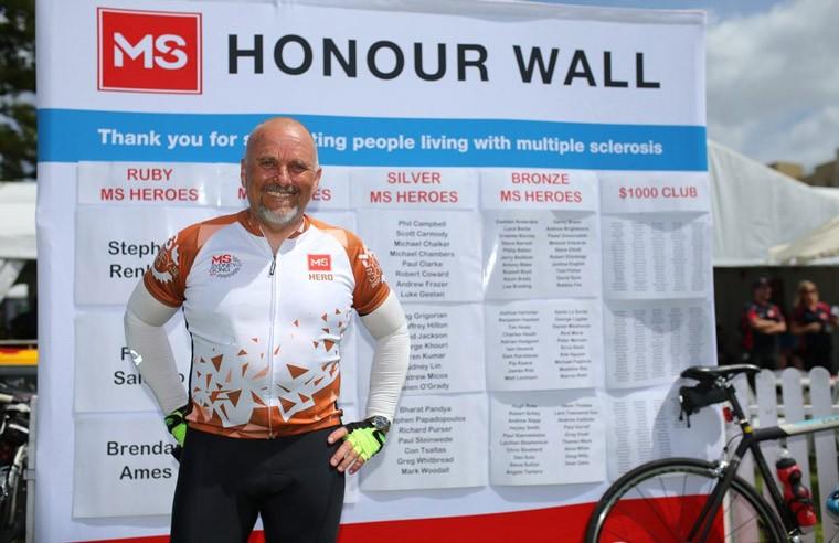 Honour Wall