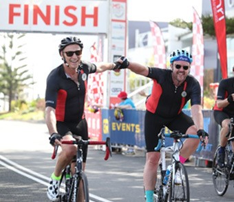 MS Sydney to Wollongong Charity Bike Ride | MS Gong Wellness