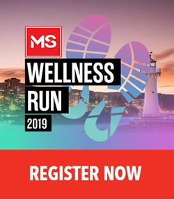 Register for the MS Wellness Run