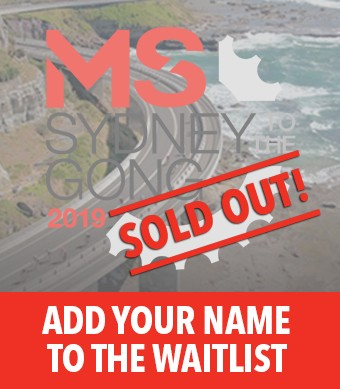 SOLD OUT! Add your name to the waitlist