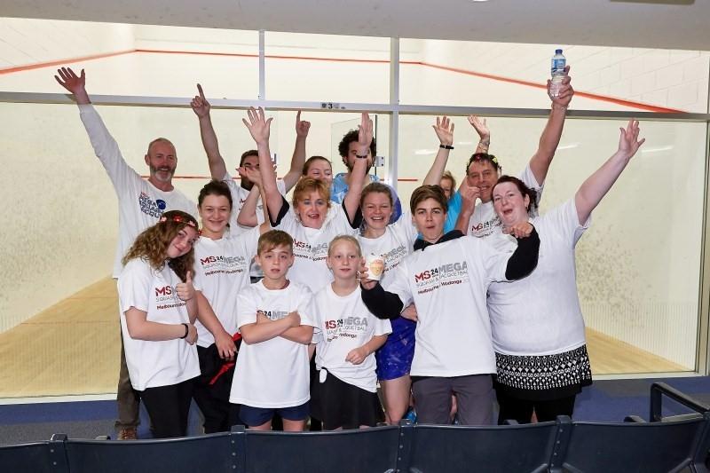 mega squash team