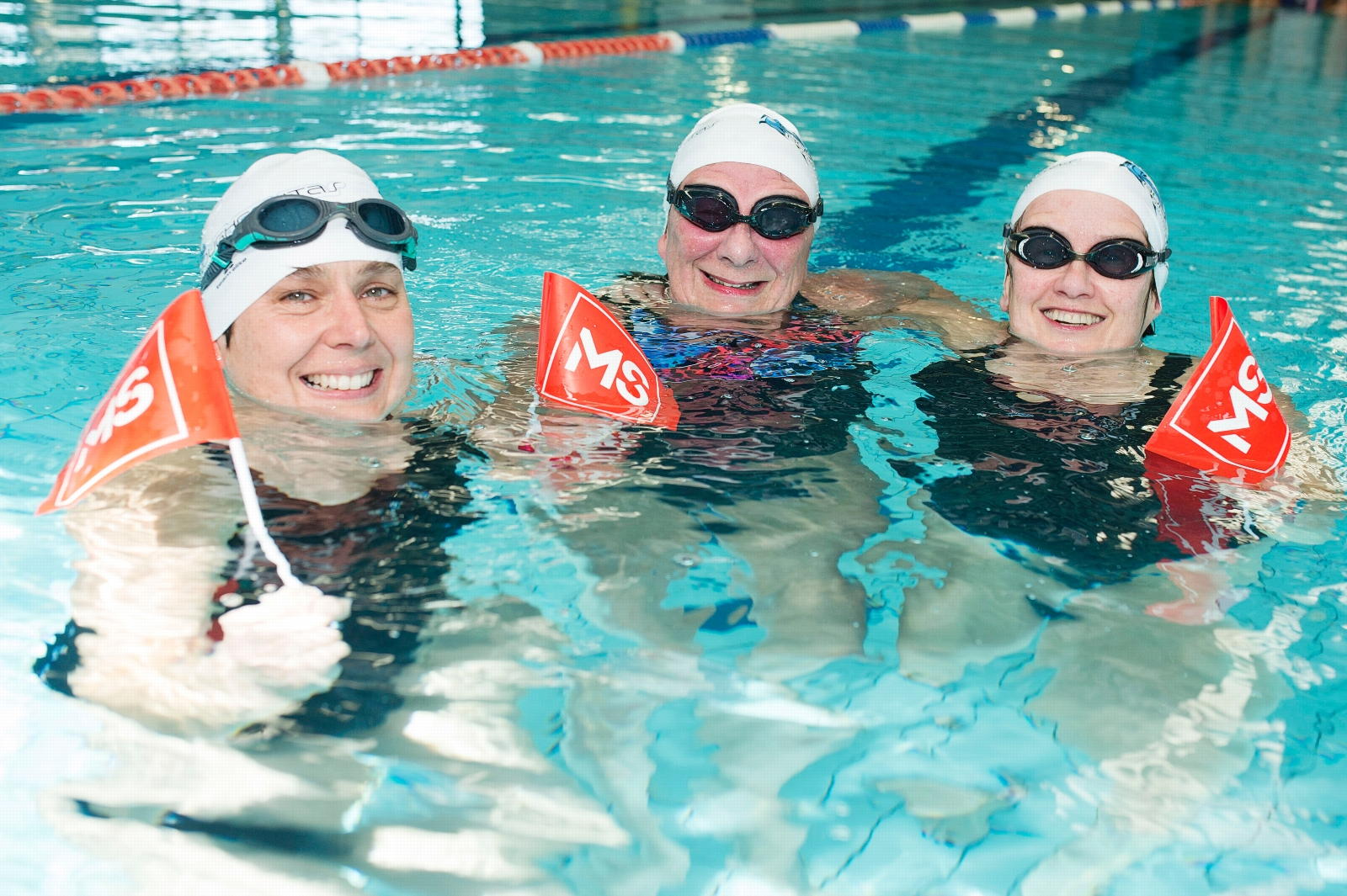 2019 MS 24 Hour Mega Swim Launceston