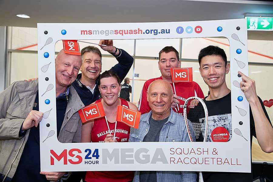 2019 MS 24 Hour Mega Squash & Racquetball Melbourne