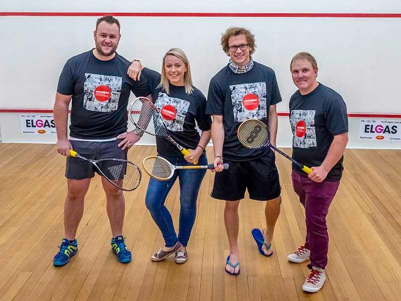 2019 MS 24 Hour Mega Squash & Racquetball Wodonga