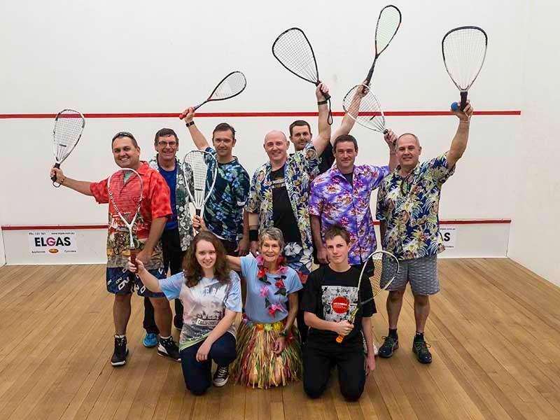 2019 MS 24 Hour Mega Squash & Racquetball Bairnsdale