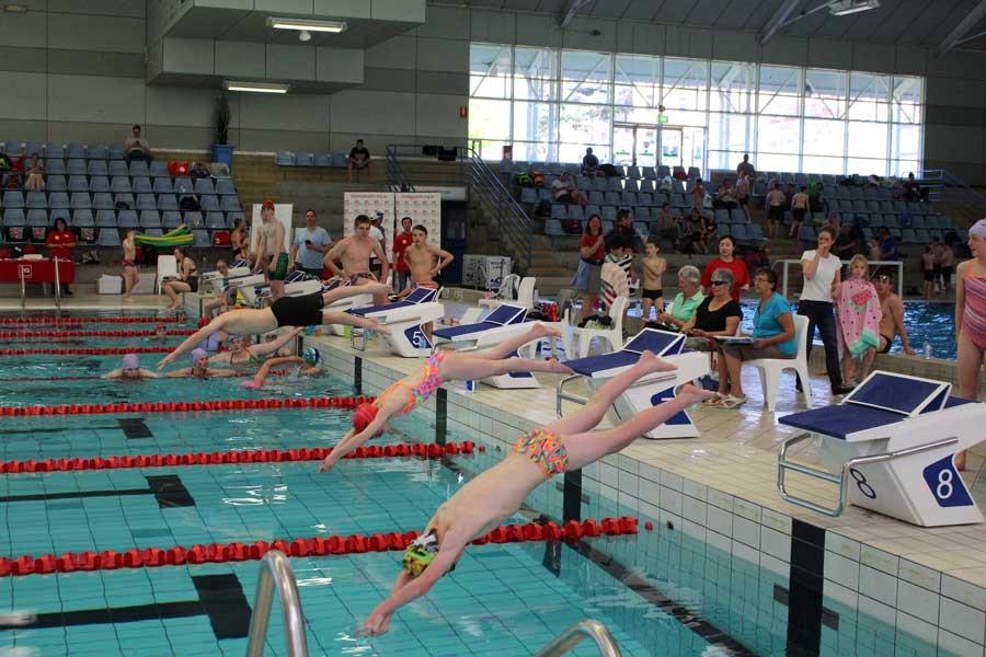 2020 MS 12 Hour Mega Swim Hobart