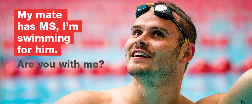 MS Mega Swim Facebook cover photo