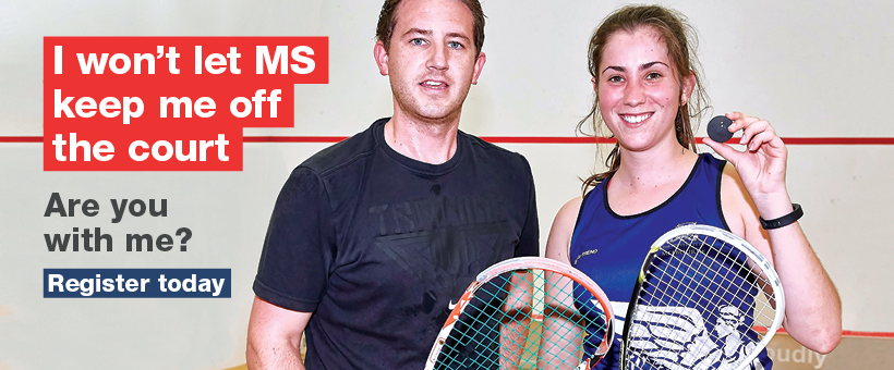 MS Mega Squash & Racquetball Facebook cover photo