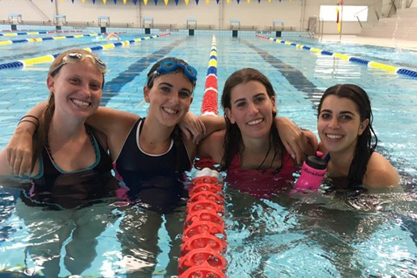 2018 MS Maccabi National Swimathon Sydney