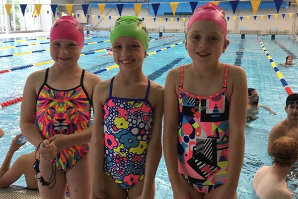 2018 MS Maccabi National Swimathon Melbourne
