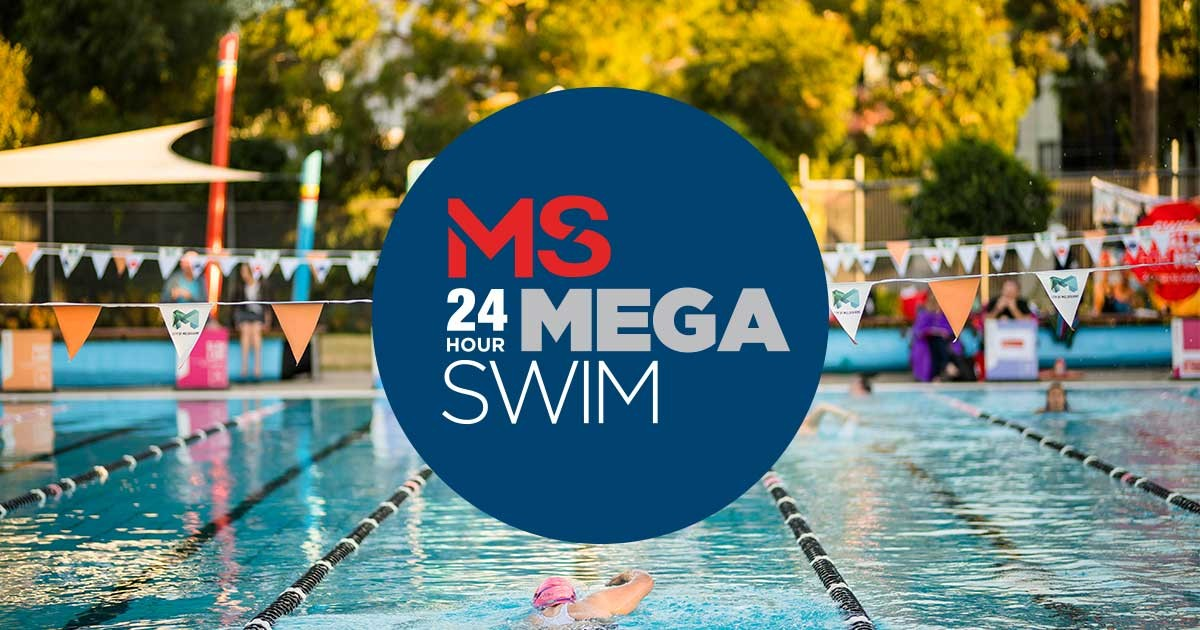 Image result for Mildura MS 24 Hour Mega Swim
