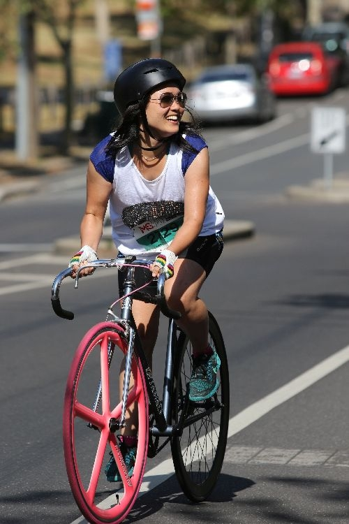 Transport to the MS Melbourne Cycle