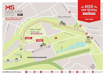 3km course