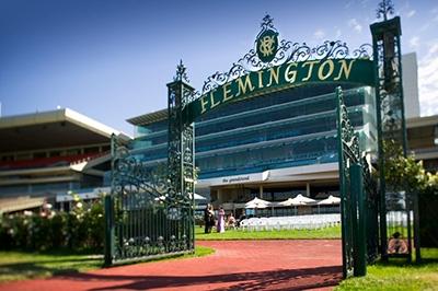 Flemington gates