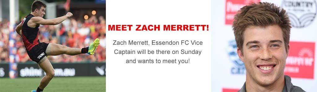 Meet Zach Merrett