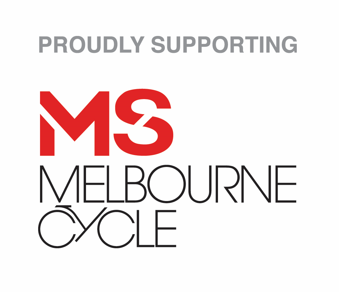 Proudly Supporting MS Melbourne Cycle