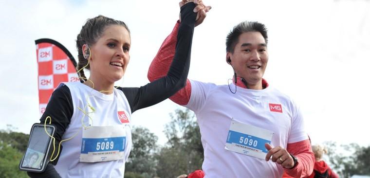 About the MS Half Marathon