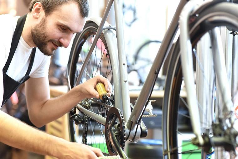 bicycle superstore workshop