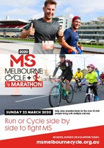 Poster - MCHM: Cycle OR Run