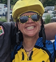 Kay Lum Positive Pedalers  Team member profile picture