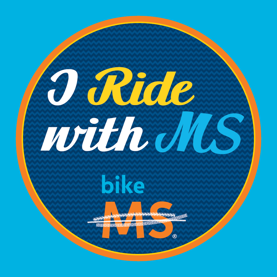 I Ride with MS image