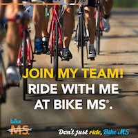 Join my team ride with me at Bike MS image