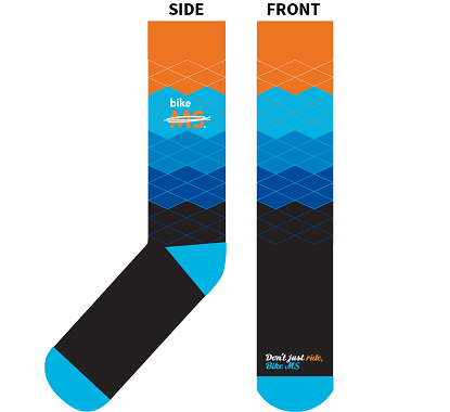 Bike MS Socks