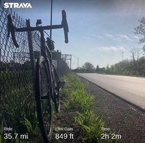 Strava Bike