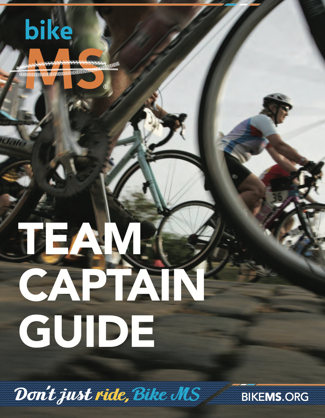 Team Captain guide cover