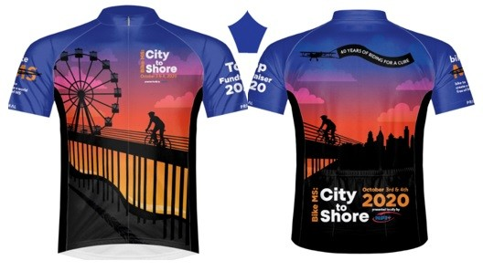 City to Shore jersey