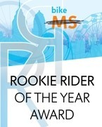 Rookie Rider of the Year Award