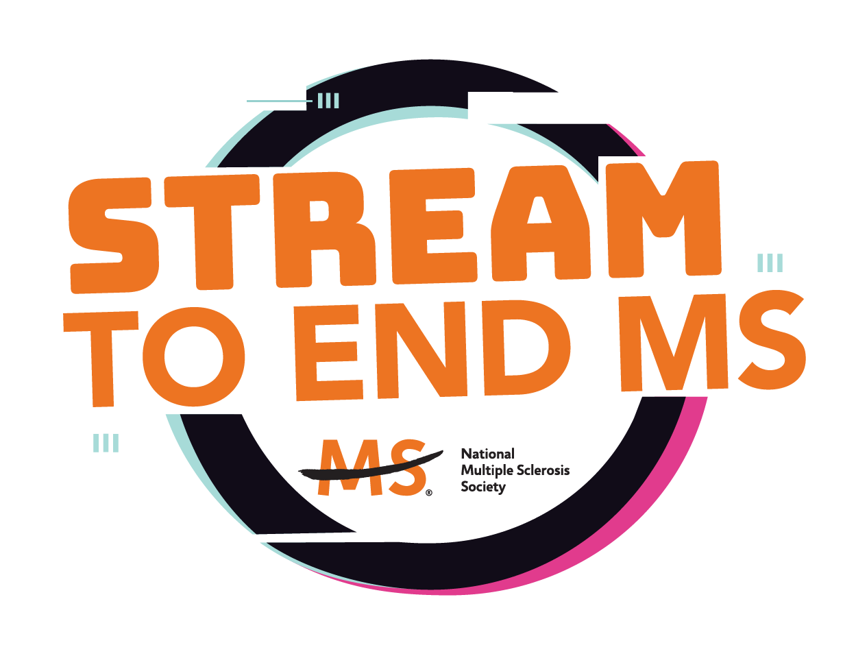 Stream to End MS