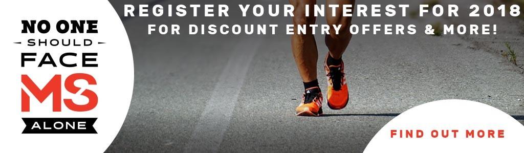 Register your interest for 2018