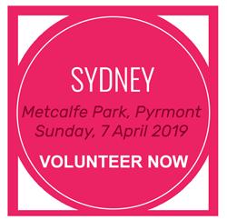 Sydney - volunteer