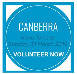 Canberra - volunteer