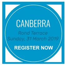 Canberra - REGISTER NOW