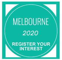 Melbourne - REGISTER your interest NOW