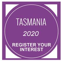 Tasmania - REGISTER your interest for 2020