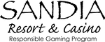 Sandia Resort & Casino - Responsible Gaming