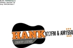 Hank 1550 AM & 97.7 FM Country Legends