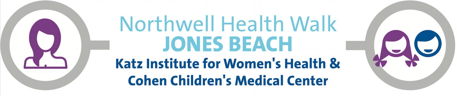 Northwell Health Walk at Jones Beach