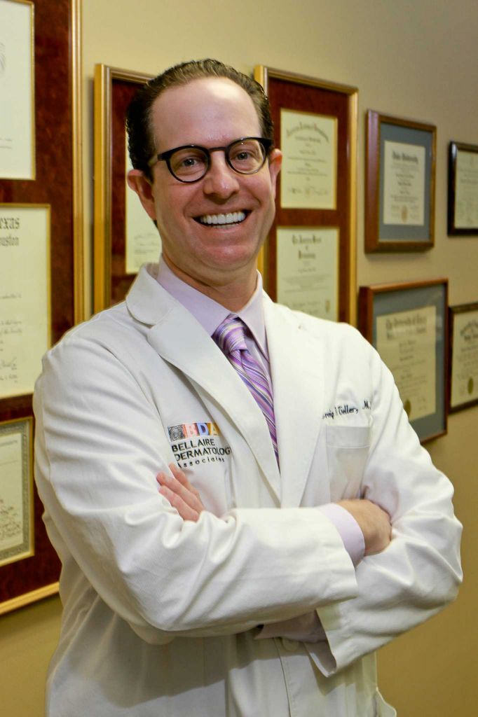 Craig F. Teller, MD, is a native Houstonian and has been practicing dermatology since 1995. In 1997, he established Bellaire Dermatology with Howard Gerber, MD. He is an honors graduate of the University of Texas at Houston  Medical School and completed his dermatology residency at Baylor College of Medicine in Houston, Texas. he has given many presetation and lecutres nationally ona a variety of topics, including advanced psoriasis care and challenging skin conditions. he is recognized by his medical peers in several national publications, including Texas Monthly.  Dr. teller is the author or co-author of articles published in the Journal of American Academy of Dermatology, British Journal of Dermatology, Psoriasis Forum and poster exhibits at national and international meetings. This will be Dr. Teller's fifth time participating in the Team NPF Walk in Houston!
